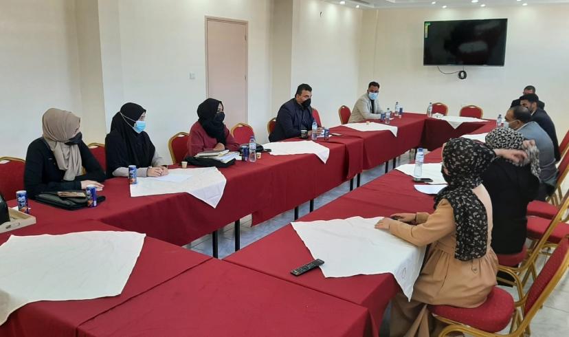 اللجنة الاجتماعية بنقابة المحامين الشرعيين الفلسطينيين تعقد اجتماعها الأول